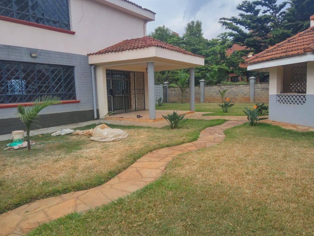 5 Bedroom house in Runda